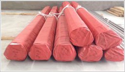 Stainless Steel EFW Pipes Packaging