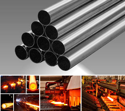Stainless Steel EFW Pipes Manufacturers