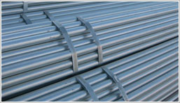Stainless Steel ERW Pipes and Tubes Packaging