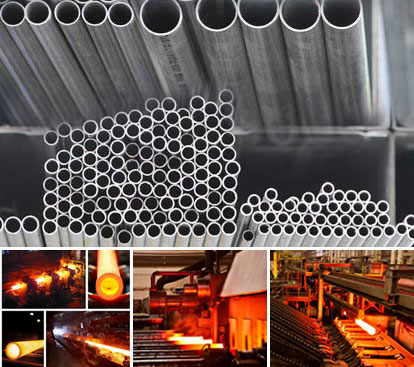 ASTM A312 TP 310H Stainless Steel Welded Pipes Manufacturers